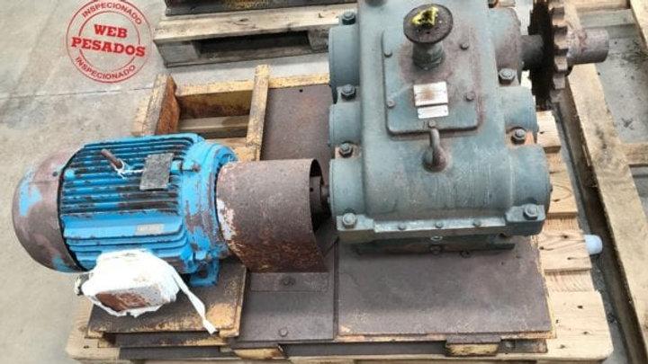 Redutor de Velocidade Cesari 15 cv 1755 rpm