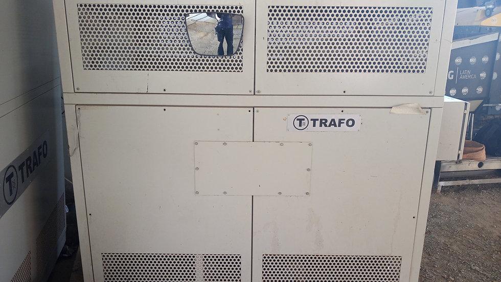 Transformador Seco Trafo 50 Hz 300 kVA Encapsulado