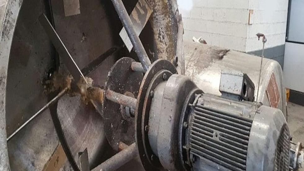 Tanque de Inox Niro Atomizer Vertical 4.000 litros