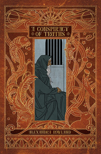 Cover for A Conspiracy of Truths