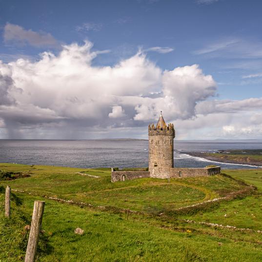"""""""Doonagore Castle"""""""