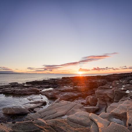 """""""Sunset at Clahane"""""""