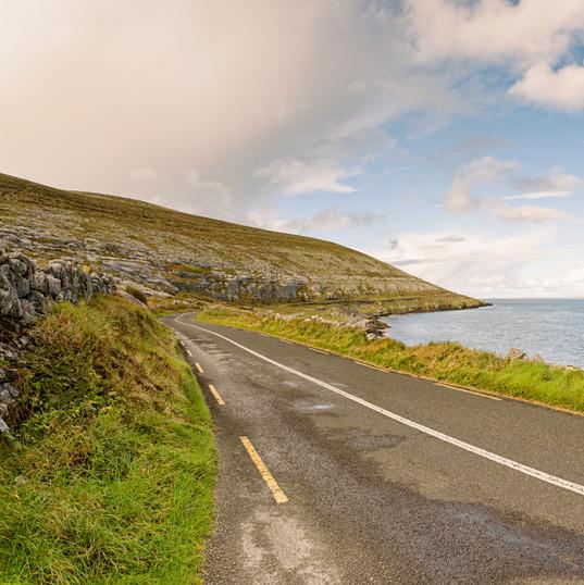 """""""Burren coast road"""""""