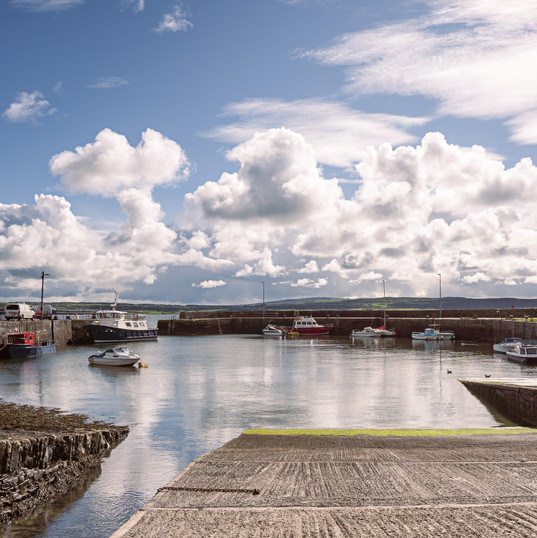 """""""Liscannor Harbour"""""""
