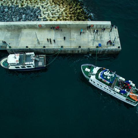 Aran Island Ferries at Doolin Pier