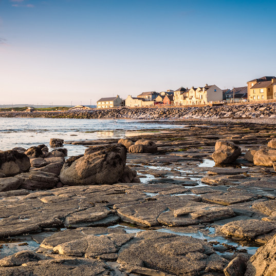 """""""Outgoing tide at Lahinch"""""""
