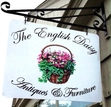 THE ENGLISH DAISY