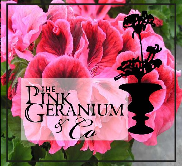 THE PINK GERANIUM & CO.