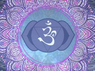 АДЖНА. Балансировка шестой чакры