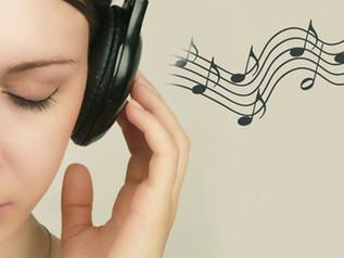Музыкотерапия для снятия стресса
