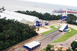 Terminal do Porto de Vila do Conde - Bacarena (PA)