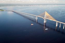 Ponte do Rio Negro em Manaus (AM)