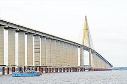 Ponte do Rio Negro em Manaus (AM