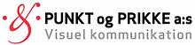 Punkt og Prikke logo.png