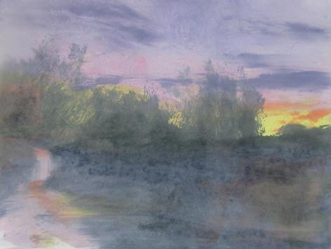 Violet Shadows, Monotype, 8 x 10_.jpg