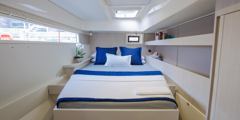 Belize Yacht - Cabin