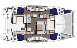 Belize Yacht - Layout