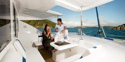 Belize Yacht - Solarium