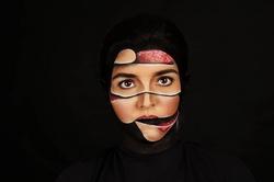 Maquillaje Tridimensional