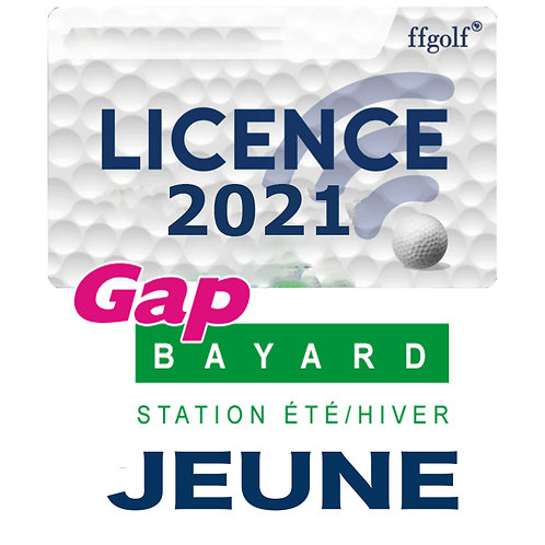 Licence FFG 2021 Jeune