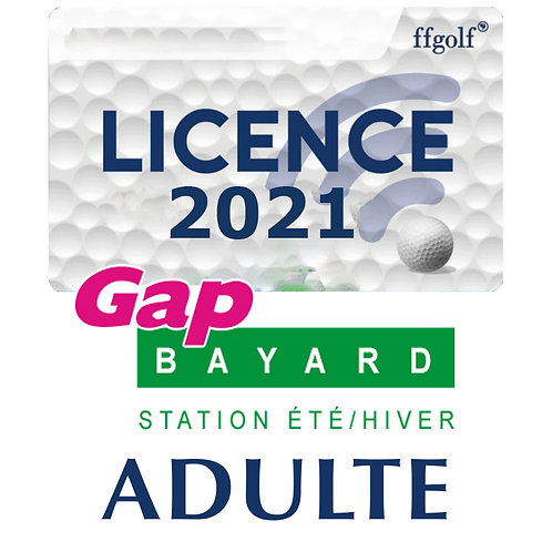 Licence FFG 2021 Adulte
