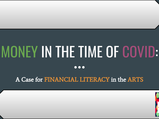 Money in the Time of COVID (a.k.a. Why the heck should we even care?)