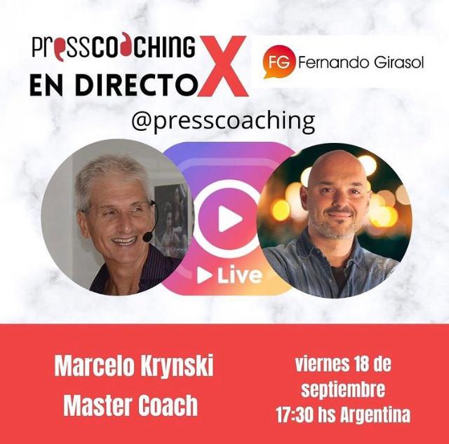 Entrevista a Marcelo Krynski