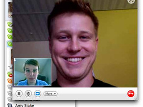Efecto Skype