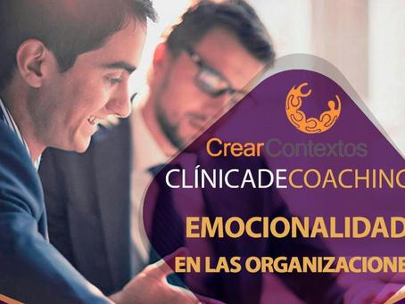 Emocionalidad en las organizaciones
