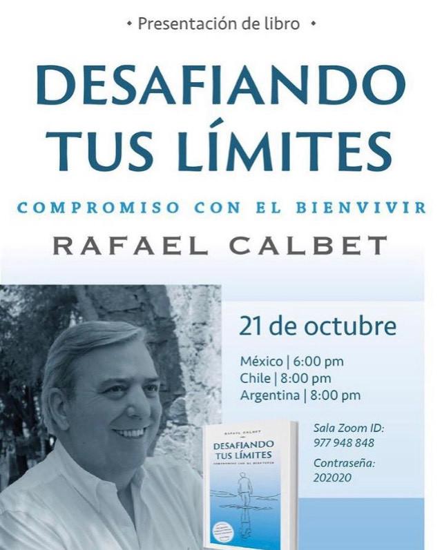 Presentación del LIbro de Rafael Calbet