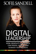 Cover book Digital Leadership by Sofie S