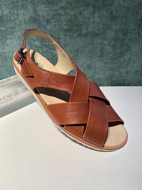 Sandale Geflochten Brandy