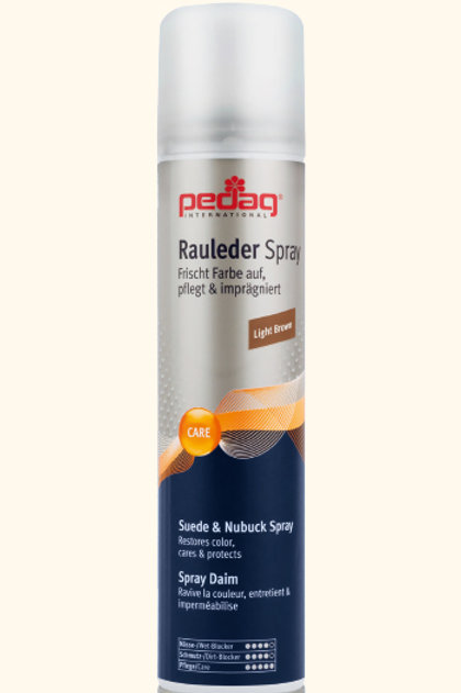 Pedag Multicolor Rauleder Spray