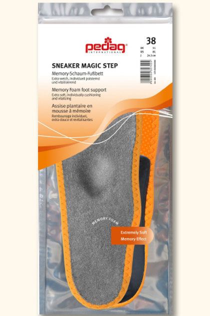 Sneaker Magic Step