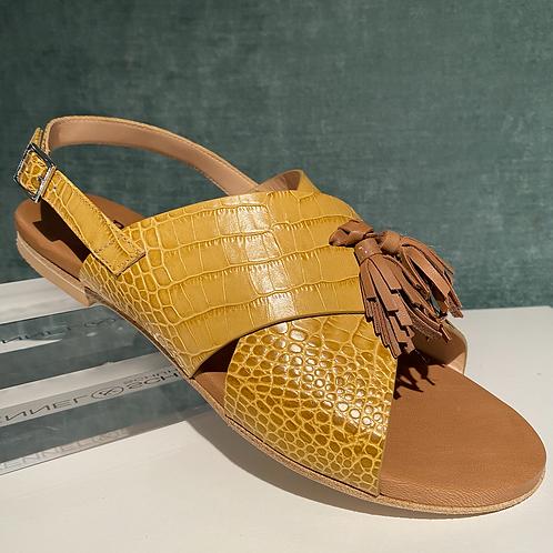 BVM Sandale Croc Senf