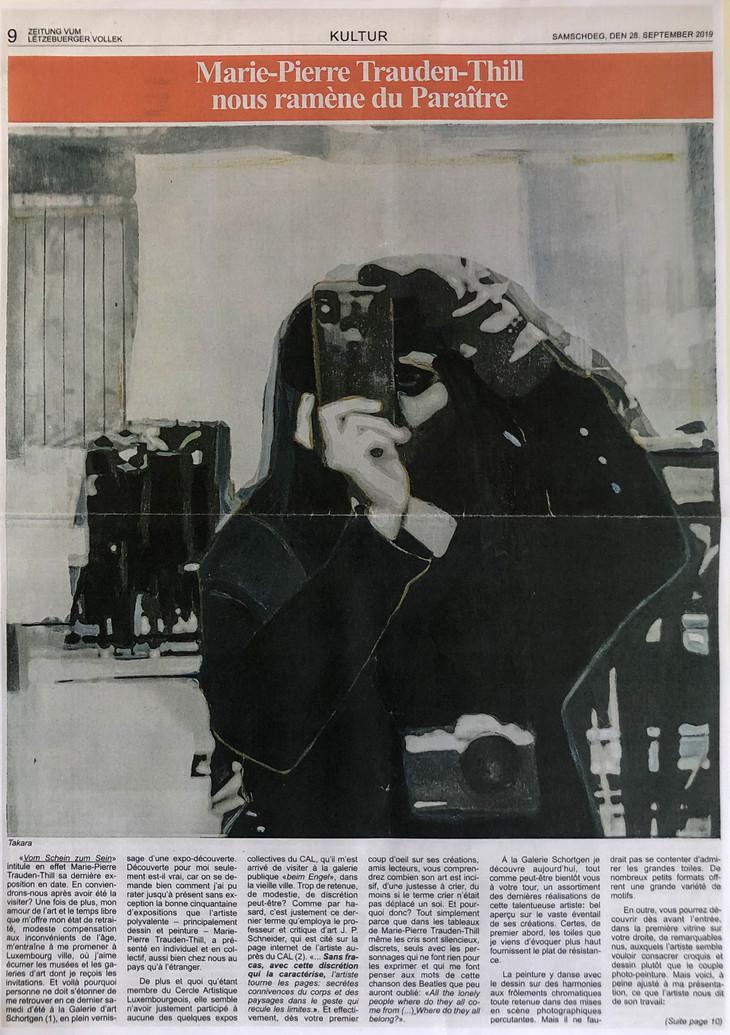 Zeitung vum letzebuerger Vollek 1