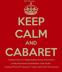 Keep Calm & Cabaret '13