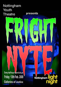Fright NYTe