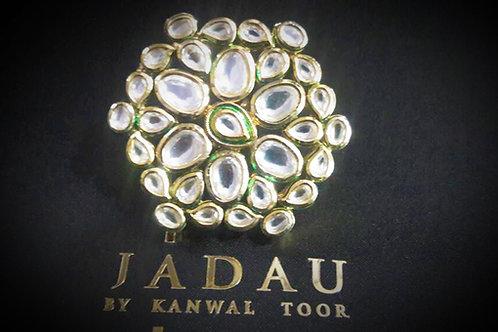 Kundan Stone Ring
