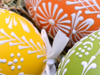 Why Easter in Ukraine This Year Is on May 1st. - The Ukrainian Easter Eggs' Legend