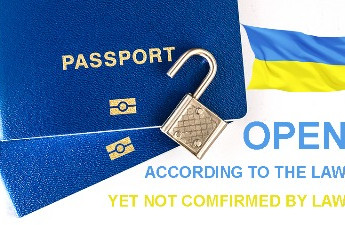 Ukrainian Borders Are Open According to The Law. But still...