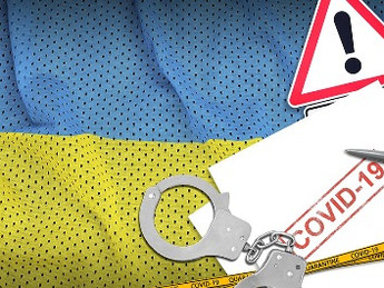 Ukrainian Red Zones starting from Sep. 22 - Imposed Rules - Where and Which Ones