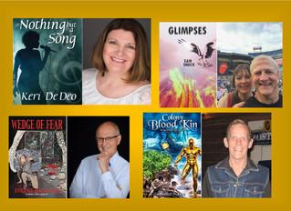 Book Talk Radio Club Newsletter August 2018