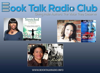 Book Talk Radio Club Newsletter September 2017