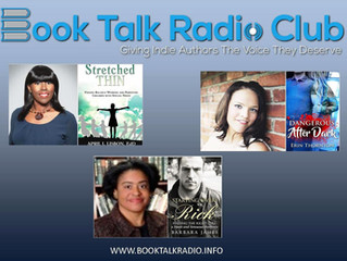 Book Talk Radio Club Newsletter September 2017