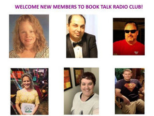Book Talk Radio Club Newsletter March 2021