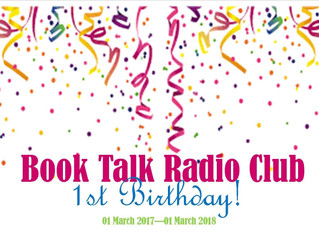 Book Talk Radio Club Newsletter February 2018