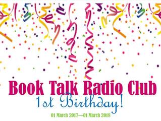 Book Talk Radio Club Newsletter February 2018