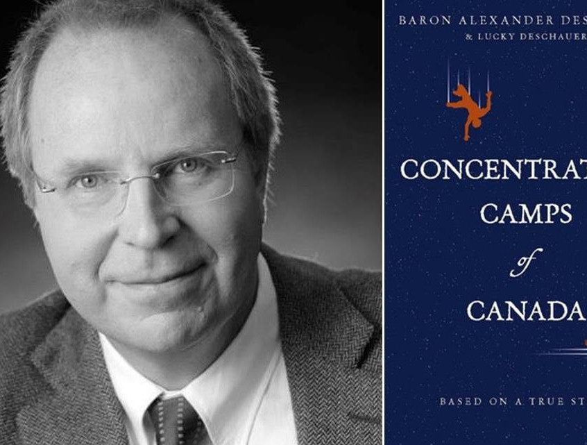 Baron and Concentration Camps Book