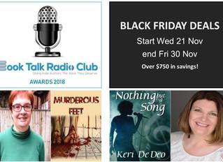Book Talk Radio Club Newsletter October 2018